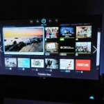Samsung's S Recommendation helps TV viewers find shows to watch.