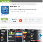 "Visiware supported the ""NFL 2013 Draft"" by developedd a second-screen solution used in the NFL's existing app (NFL '13) to a companion app experience called ""DRAFT XTRA"". The NFL Draft was seen by over 25M viewers, during 15 hours of programming, and Draft Xtra was promoted on tv and available to everyone."