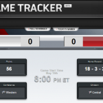 TSN GameTracker provides viewers a real time in-game application, while providing TSN producers with tools for on-air talent and analysts during broadcasts in an exclusive sponsorship with Advil. Creator: OneTwoSee (Austin, Pa.) for The Sports Network, Canada's TSN.ca